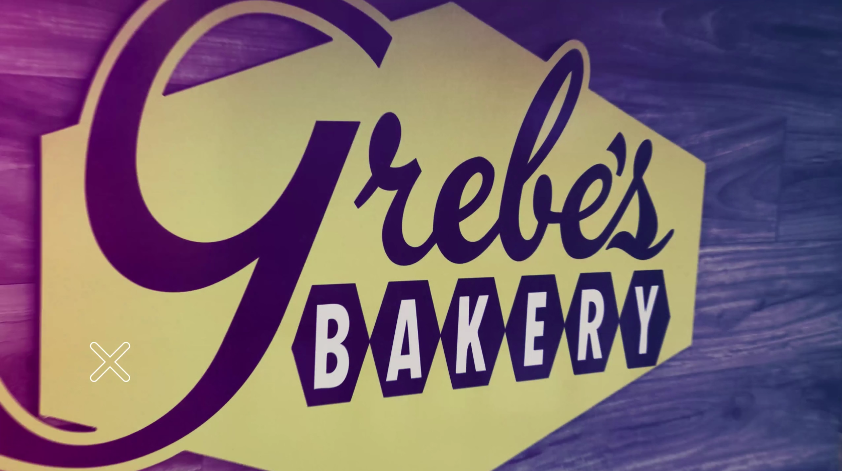 Grebe's Bakery video